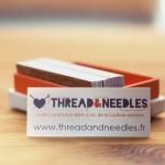 Thread & Needles, le site communautaire avec de la couture dedans
