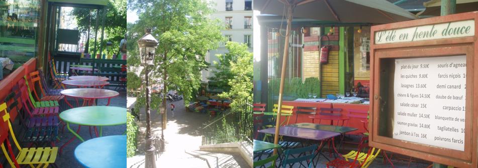 la terrasse de l 39 et en pente douce le blog couture frou frou mercerie contemporaine paris. Black Bedroom Furniture Sets. Home Design Ideas