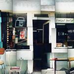 Sweat shop, le café couture parisien