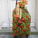 Idée créative : Un caddie printanier pour aller au marché