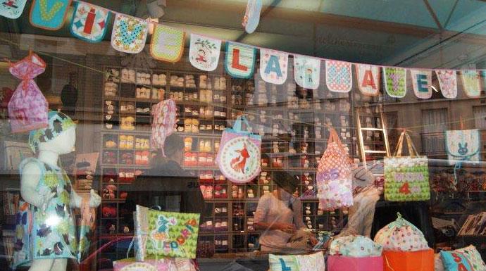 6098ad8edf039 Une vitrine rien que pour les enfants | Le blog Frou-Frou