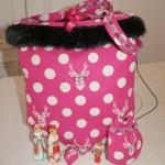 Idée créative : le sac cosaque
