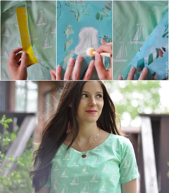 Préférence L'impression textile à la maison / Le blog couture Frou-Frou  UK05