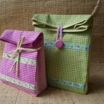 Idée créative : le lunch-bag