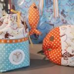 Idée créative : le sac poisson en couture sans fil à réaliser avec maman