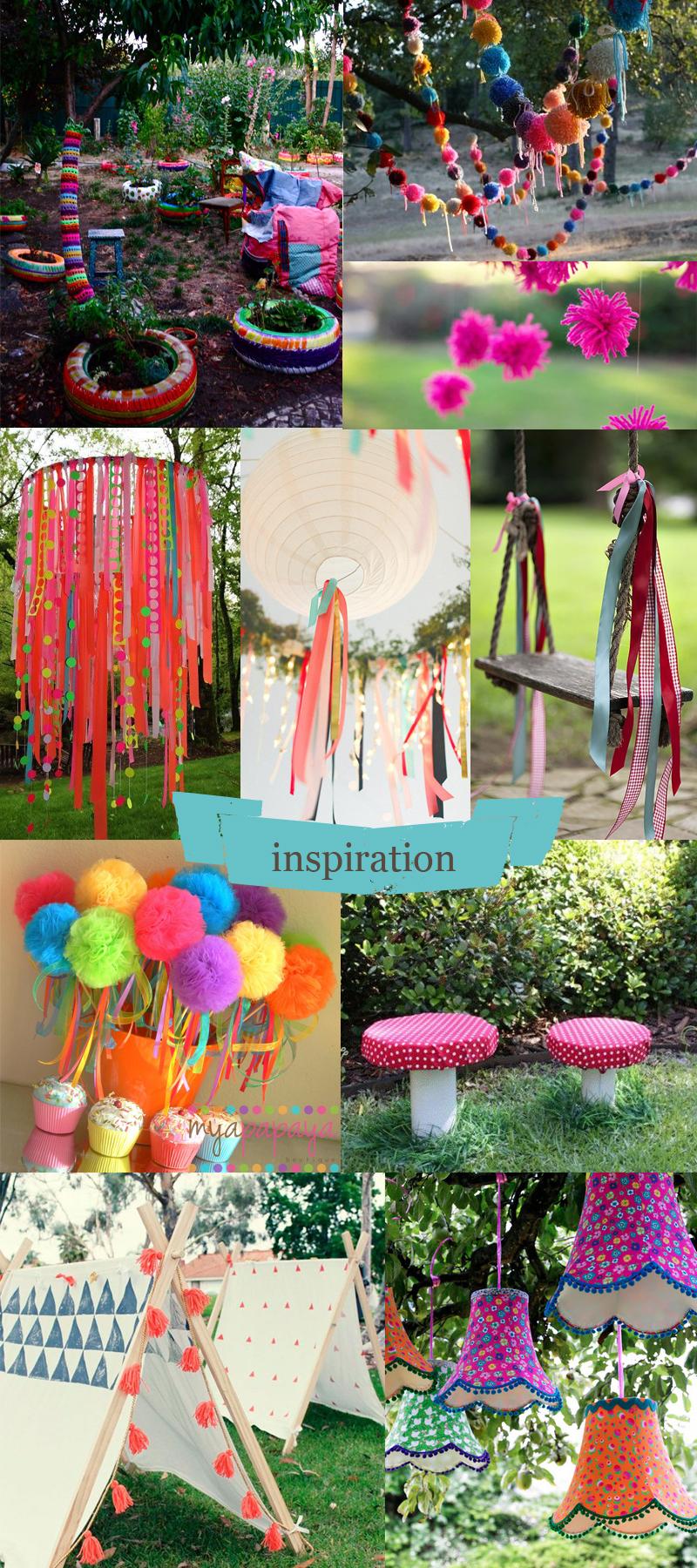 Garden party / Le blog couture Frou-Frou Mercerie Contemporaine ...