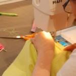 La rentrée des ateliers couture de Moline Mercerie
