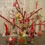 Idée créative : l'arbre de Noël