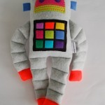 Les robots de tissu