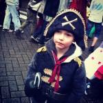 Couture de pirate