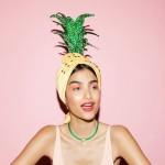 Un ananas dans la mode