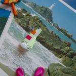 Un été couture Récréatys à la plage