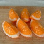 Mercerie orange