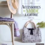 Accessoires de mode à coudre, le livre Marie-Claire et Frou-Frou d'Isabelle Leloup