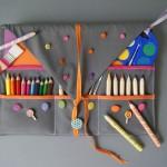 Idée créative : la pochette rentrée des classes