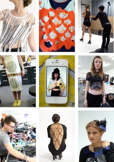 Couture sans fil Frou-Frou ENSAAMA