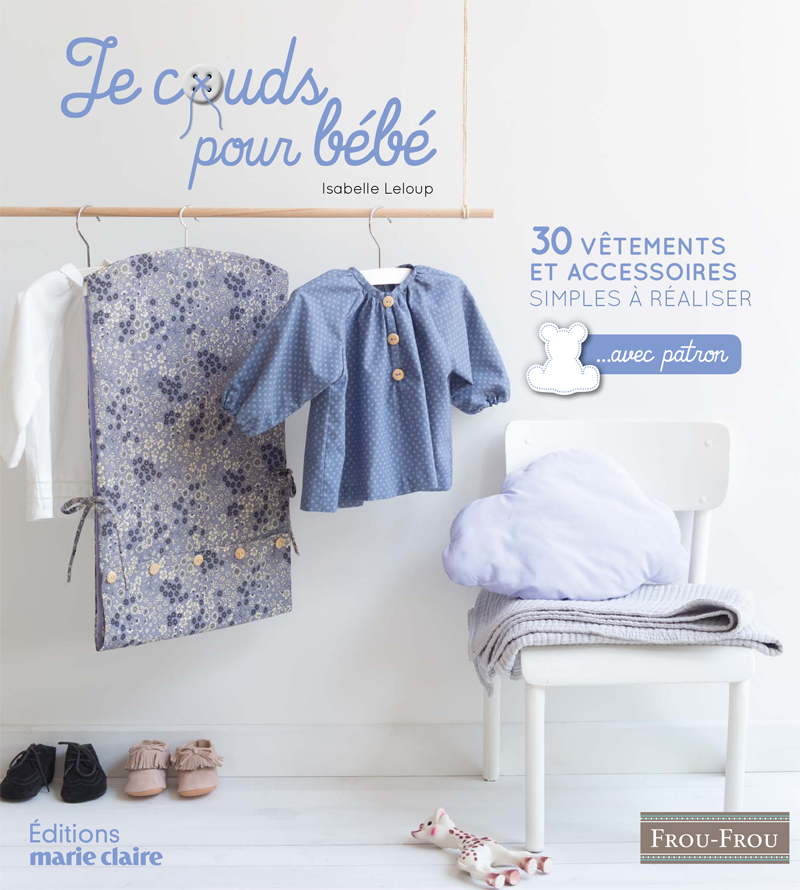 Je-couds-pour-bebe-livre-Marie-Claire-avec-Frou-Frou-par-Leloup