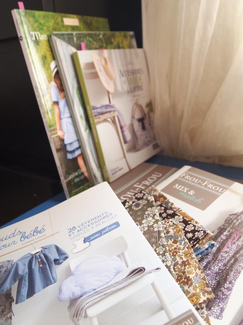 biblioth que couture le blog couture frou frou mercerie contemporaine paris march saint. Black Bedroom Furniture Sets. Home Design Ideas