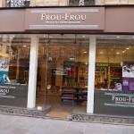 Grande nouvelle : Frou-Frou ouvre une seconde boutique à Paris!