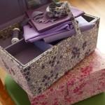 Les nouvelles boîtes couture
