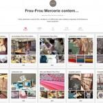 La banque d'images Frou-Frou sur Pinterest