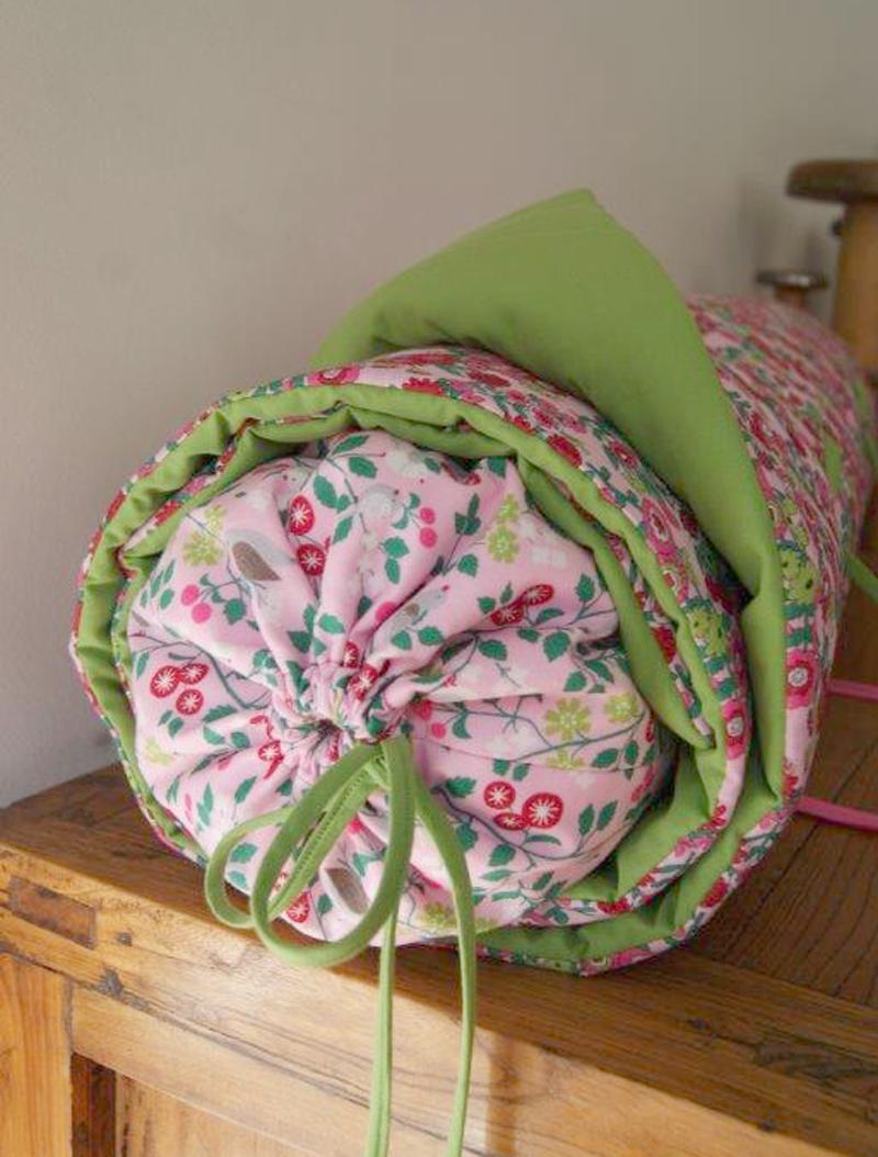 Id e cr ative le futon matelass et le traversin couture le blog couture frou frou mercerie - Tuto housse de couette ...