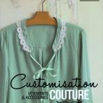 Le livre Frou-Frou Customisation couture