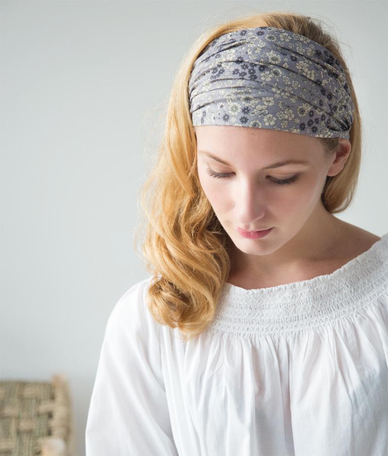 Bandeau Frou-Frou accessoire de mode a coudre