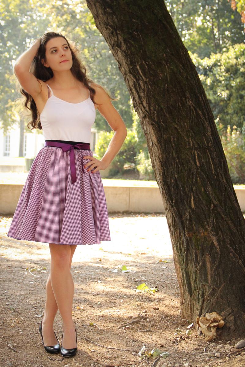 Jupe-couture-Vichy-Frou-Frou-par-Seven-Lane-6