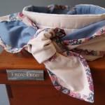 Idée créative : le bandeau d'hiver matelassé
