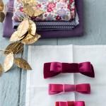 Le noeud décore vos fêtes
