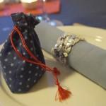 La table couture du Nouvel An par Le Dé Cousu
