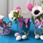 Idée créative : une table de Pâques DIY