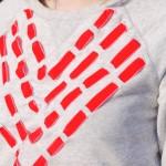 Le DIY du col de sweat customisé