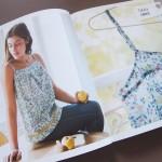 Zoom sur la couture : le caraco Adèle Frou-Frou