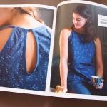 Zoom sur la couture : Le débardeur Louison Frou-Frou