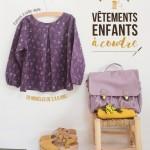 Nouveau livre couture Frou-Frou : Vêtements Enfants à coudre