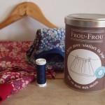 Nouveau kit couture : Ma petite jupe en 1h
