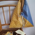 Idée créative : le sac en tissu enduit de l'été