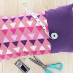 Nouveauté couture : le kit coussin