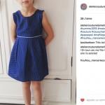 Partagez vos projets couture avec nous sur Instagram