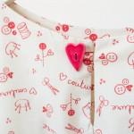Ingrédients couture Frou-Frou : La collection I love couture