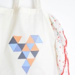 DIY le totebag customisé avec des thermocollants