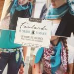 Foulards à coudre et a nouer, nouveau livre couture Frou-Frou aux éditions Marie Claire