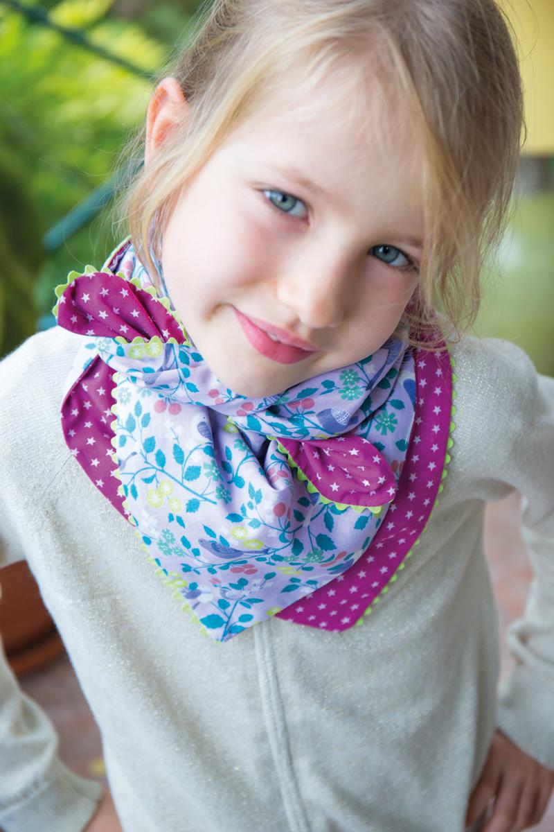 livre couture foulards Frou-Frou