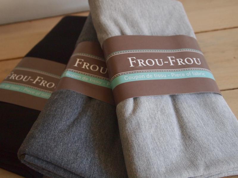 tissu jersey Frou-Frou