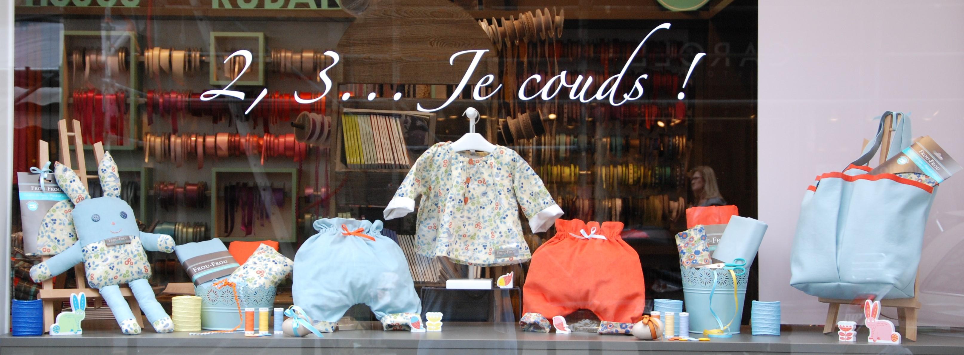 vitrine Frou-Frou