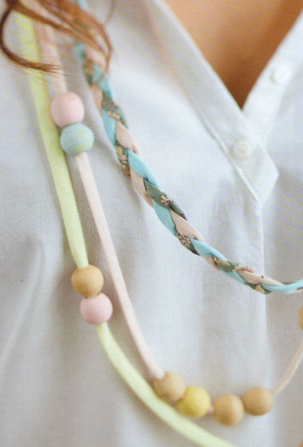 pastel couture Frou-Frou