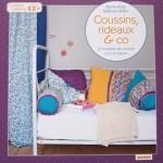 Le livre couture Coussins, rideaux & co pour vous inspirer