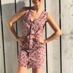 La robe Bloom par « Dessine moi un patron »